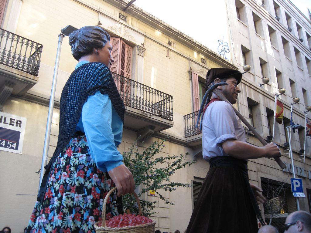 Fiestas de la Mercè de Barcelona