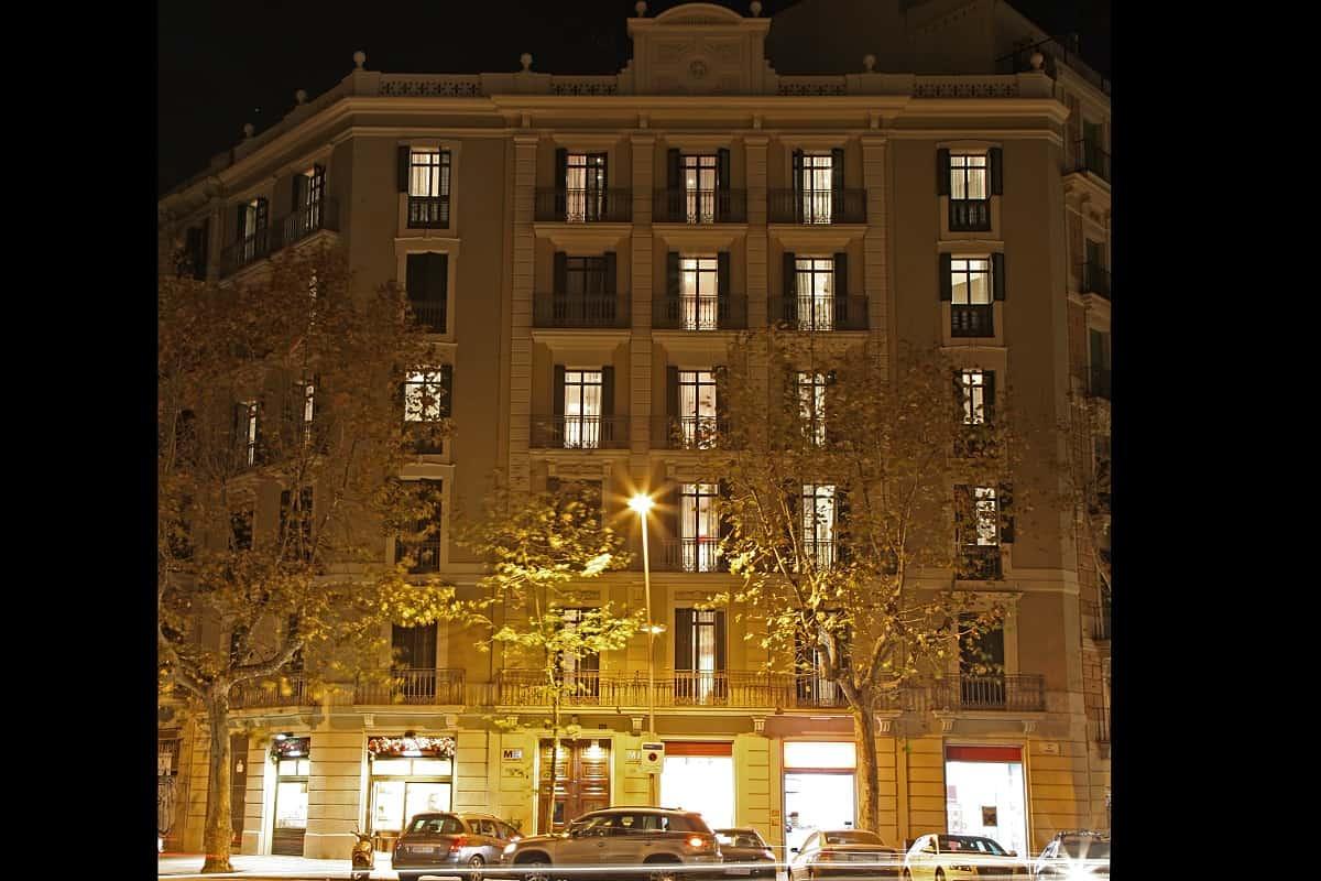 habitación-barcelona-mh-suites