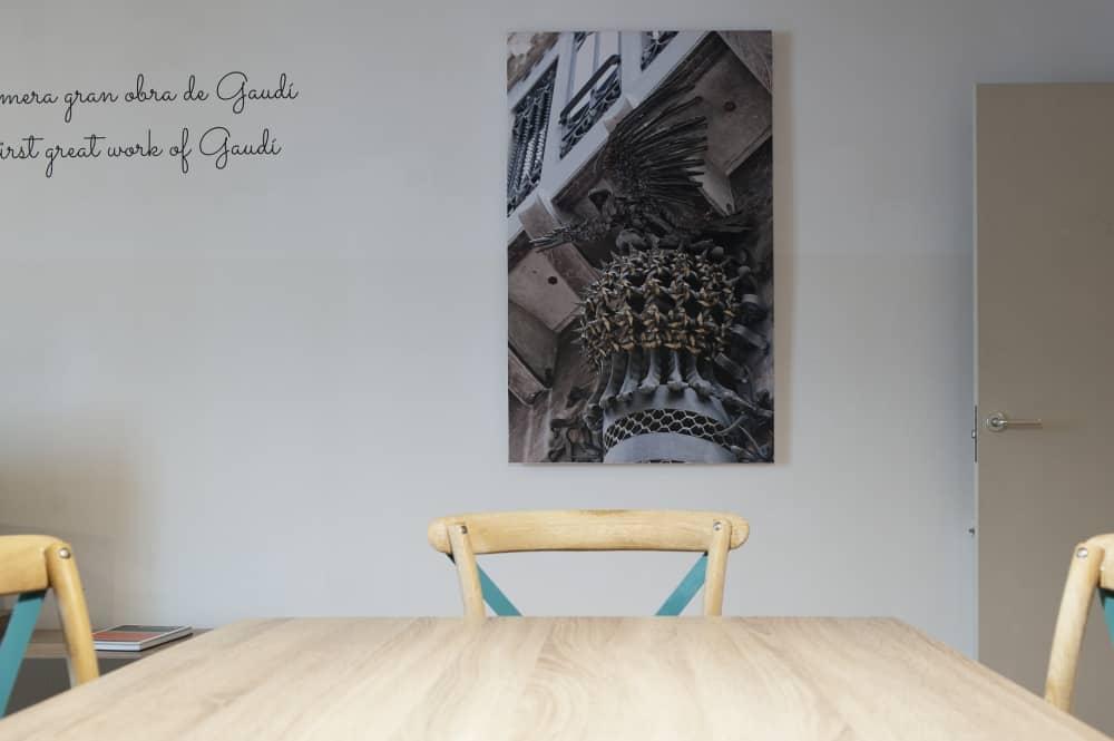 Sala de estar MH Guell
